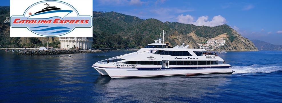 Catalina Express Shuttle Service Bon Voyage Transportation